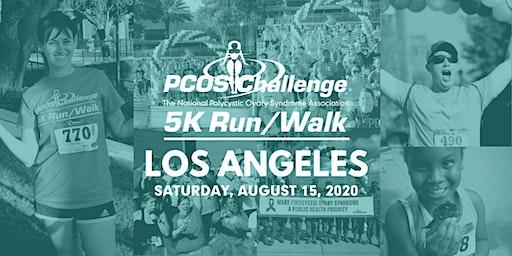 PCOS Walk 2020 - Los Angeles PCOS Challenge 5K Run/Walk