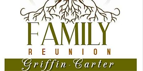 Griffin-Carter Reunion 2020 tickets