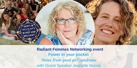 Power in your pocket: Detox from good girl syndrome tickets