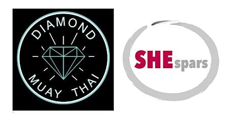 SHEspars @ Diamond Muay Thai tickets