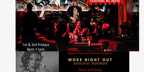 Woke Night Out: Soulful Sounds tickets