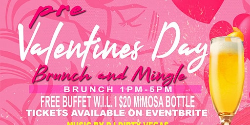 Pre Valentines Day Brunch and Mingle