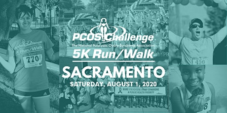 PCOS Walk 2020 - Sacramento PCOS Challenge 5K Run/Walk tickets