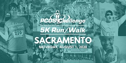 PCOS Walk 2020 - Sacramento PCOS Challenge 5K Run/Walk