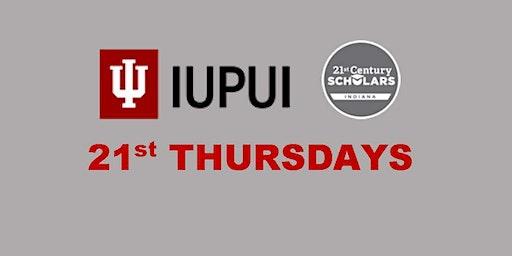 21st Wednesdays: Study Skills 101