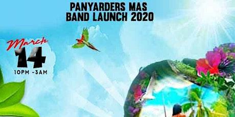 Atl Panyarders Mas. Band Launch  Adventure Exotica tickets
