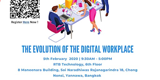 The Evolution of the Digital Workplace
