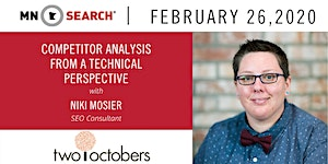 Competitor Analysis From A Technical Perspective