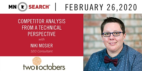 Competitor Analysis From A Technical Perspective tickets