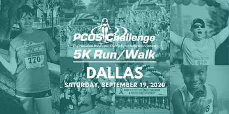 PCOS Walk 2020 - Dallas PCOS Challenge 5K Run/Walk tickets