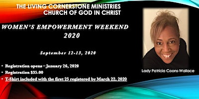 TLCM 7th Annual Women's Empowerment Weekend