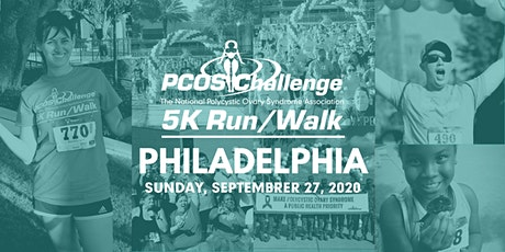 PCOS Walk 2020 - Philadelphia PCOS Challenge 5K Run/Walk tickets