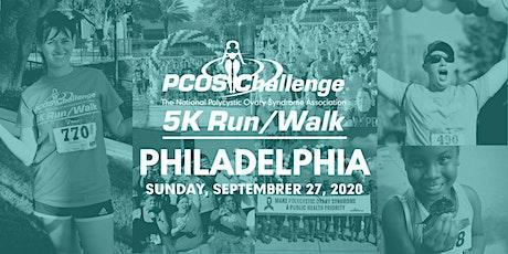 PCOS Walk 2020 - Philadelphia PCOS Challenge 5K Run/Walk tickets
