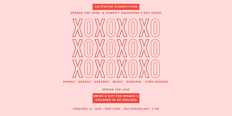 Spread the Love: A Charity Galentine's Day Event tickets
