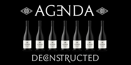 Agenda Deconstructed: A tasting of Los Angeles Syrah tickets