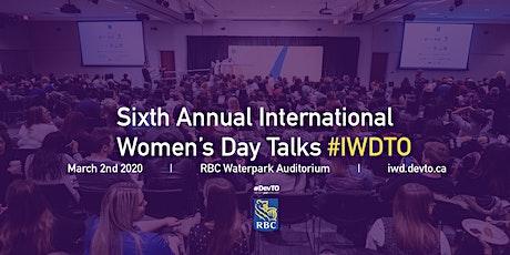 #DevTO's 6th Annual International Women's Day Talks tickets