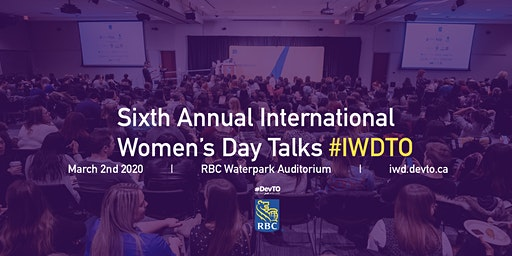 #DevTO's 6th Annual International Women's Day Talks