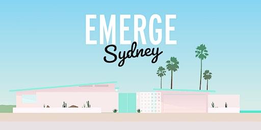 EMERGE SYDNEY 2020