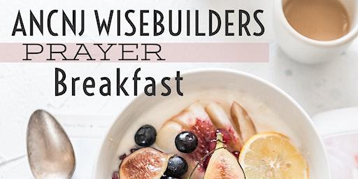 ANCNJ WiseBuilders Prayer Breakfast