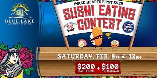 Sushi Eating Contest