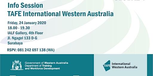 Info Session: TAFE International Western Australia