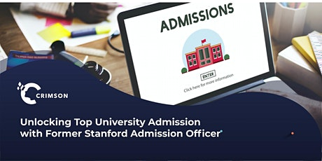 Unlocking Top University Admission with Former Stanford FAO | TH tickets