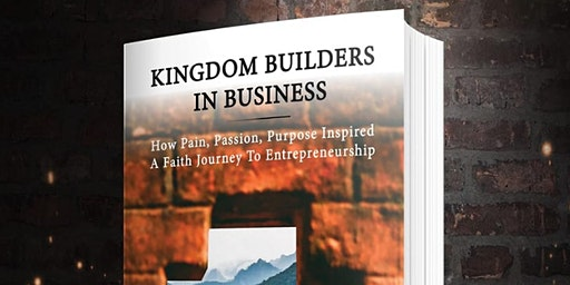 The Kingdom Builders in Business Book launch