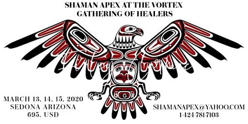 Shaman Apex at the Vortex - Gathering of Healers