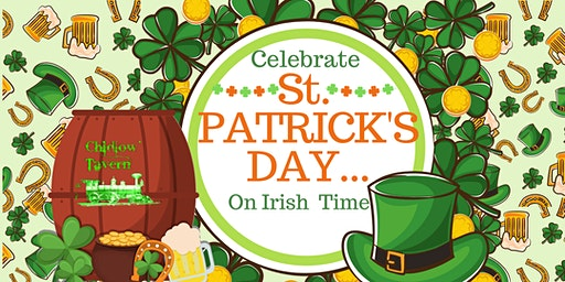 Celebrate St Patrick Day (on Irish Time)