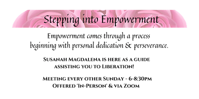 Stepping into Empowerment