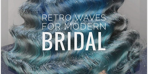 Retro Waves For Modern Bridal
