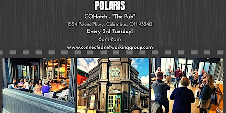 "CONNECTED - Polaris@ COhatch ""The Pub"" tickets"