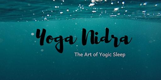 Yin and Yoga Nidra