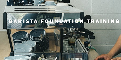 Barista Foundation tickets