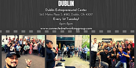 CONNECTED - Dublin @ the DEC! All are welcome! tickets