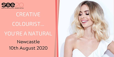 Creative Colourist... You're a Natural - NEWCASTLE tickets