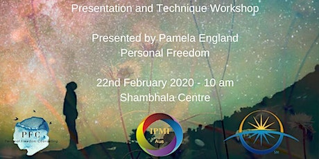 The Real You Presentation and Technique Workshop tickets
