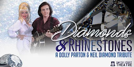 Diamonds & Rhinestones tribute to Neil Diamond & Dolly Parton