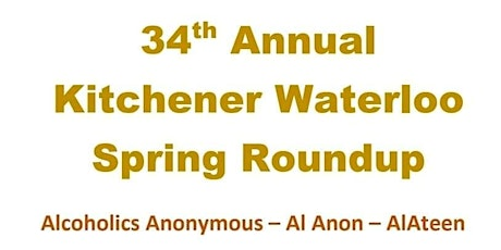34th Annual Kitchener-Waterloo Spring Roundup tickets