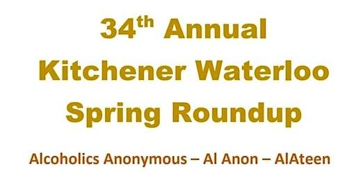 34th Annual Kitchener-Waterloo Spring Roundup