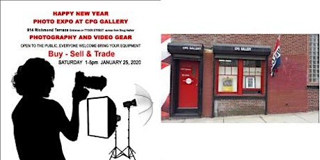 Photo Expo at CPG Gallery tickets