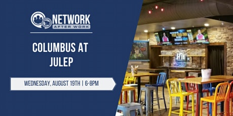 Network After Work Columbus at Julep tickets
