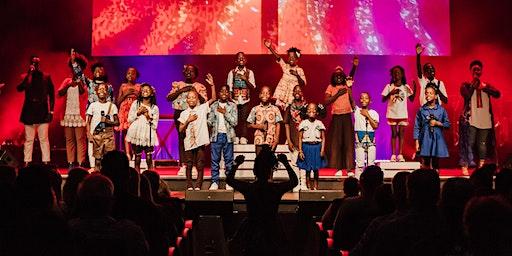 Watoto Children's Choir - We Will Go Tour - Equippers Church Christchurch