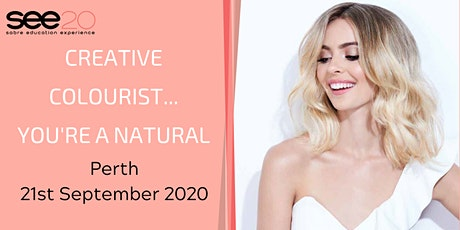 Creative Colourist... You're a Natural - PERTH tickets