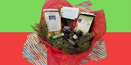 Holiday Herbal Gift Making Workshop