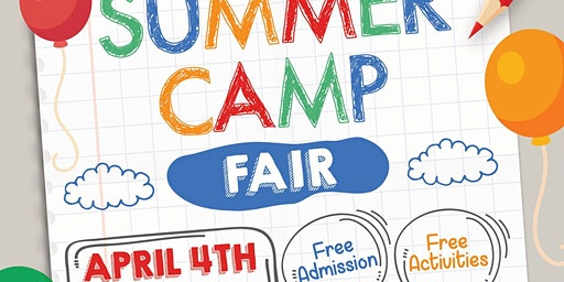 Space Coast Summer Camp Fair