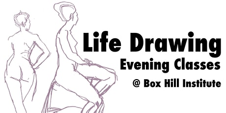 SALES ENDED:  Life Drawing Classes tickets
