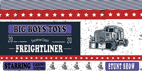 BIG BOYS TOYS 2020 tickets