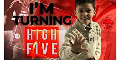 I'm Turning High Five: Paris Birthday Celebration
