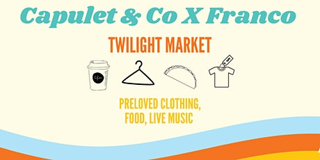 Twilight Market tickets